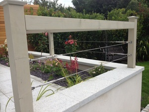 Image of Stainless Steel Balustrade