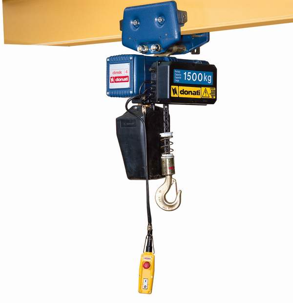 Media Library - Donati Wire Hoist