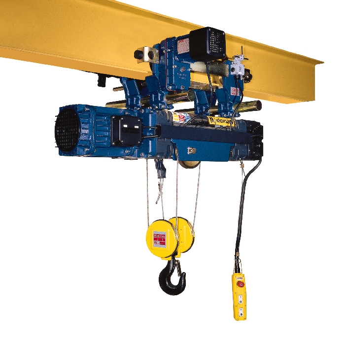 Media Library - Donati Chain Hoist