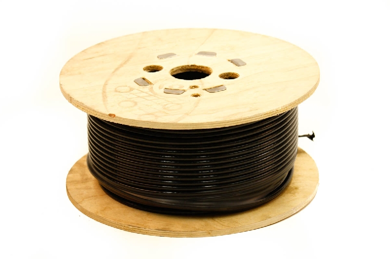 Image of PVC COATED WIRE ROPE 100M REEL