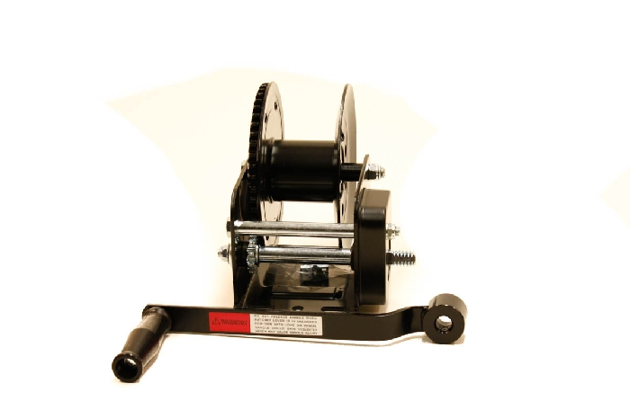 Image of Braked Hand Winch