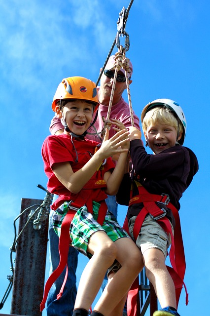 Image of 22m Zip-Line Kit (Heavy Duty)