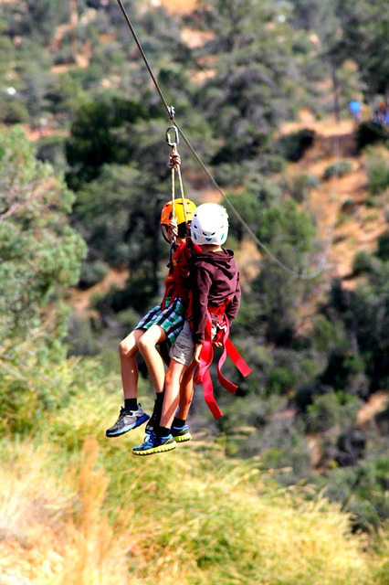 Image of 18m Zip-Line Kit (Heavy Duty)