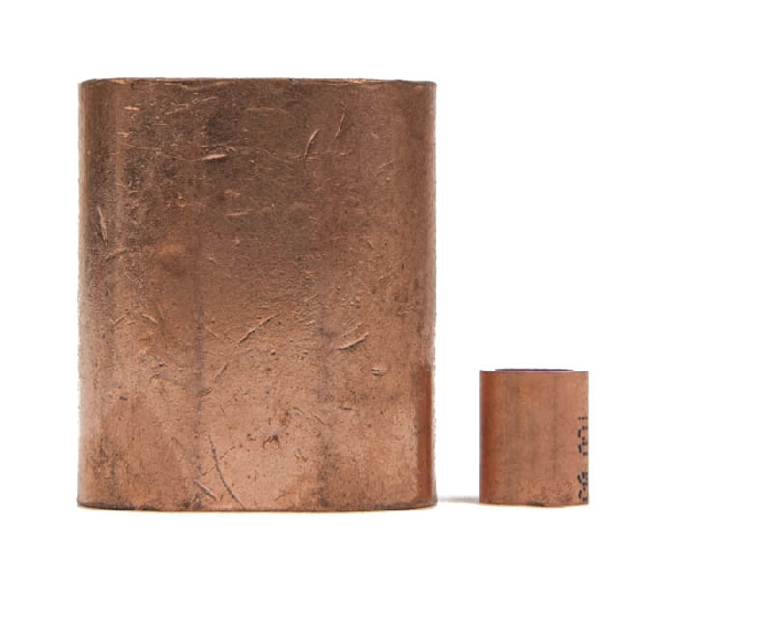 Buy copper ferrules on line chain and rope suppliers