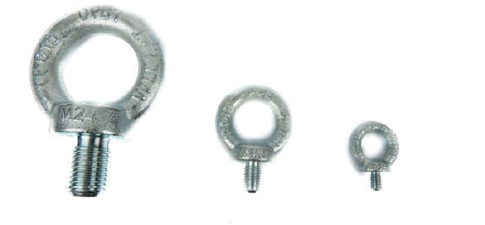 Image of Zinc Plated Eyebolts