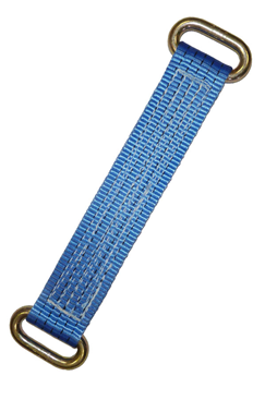 Image of Wheel Strap W/Link and Label