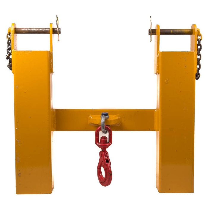 Image of 2.5t Forklift Attachment c/w Swivel