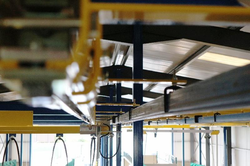 Crane Fabrication & Installation Project