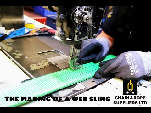 Making of a Web Sling