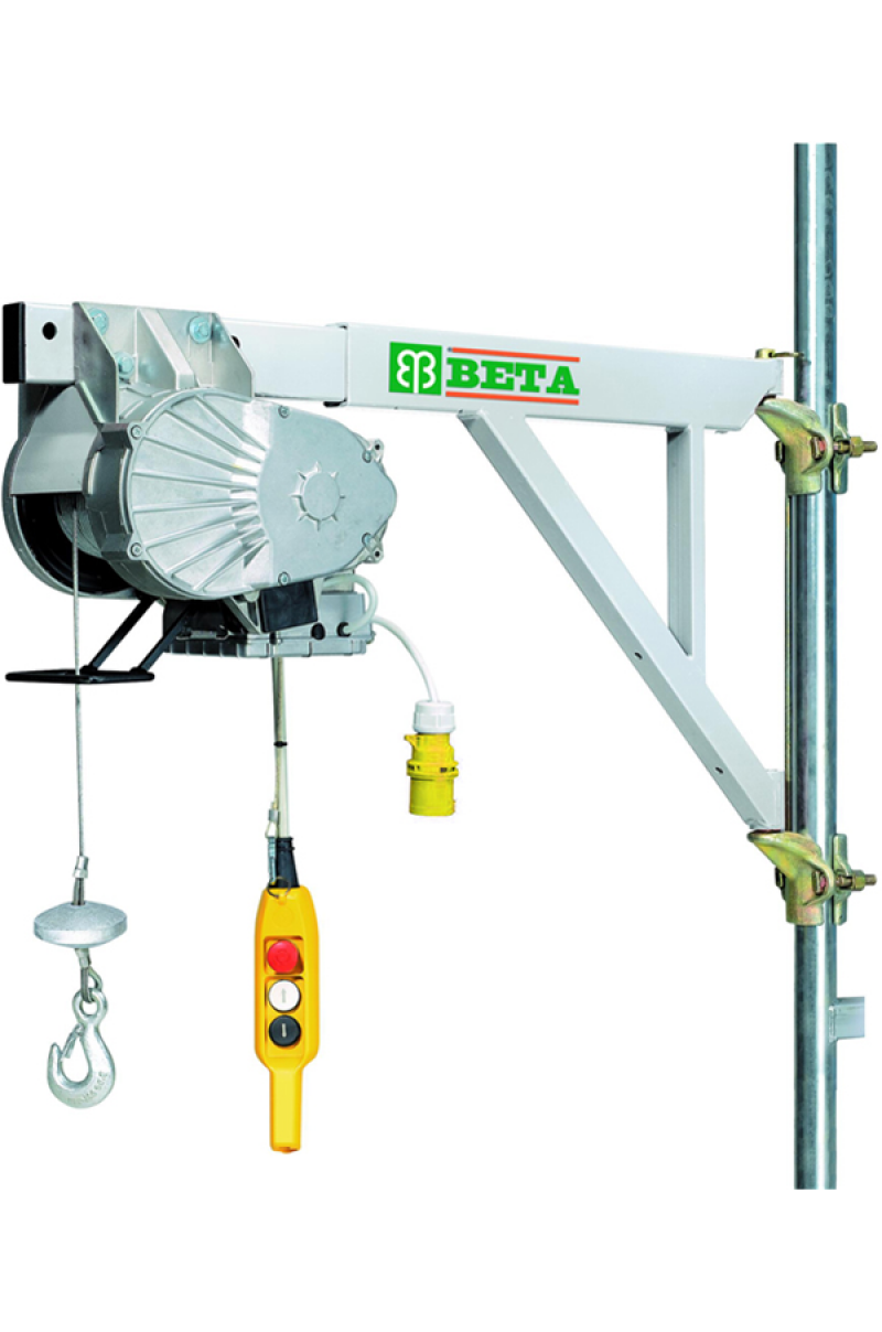 Media Library - Scaffold Hoist 1