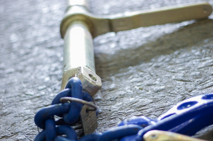 Image of Tie Down Chain G100 3