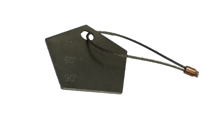 Image of ss pump tag 2