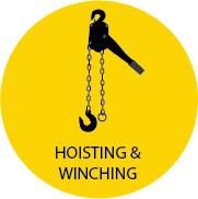 Image of HOISTING & WINCHING