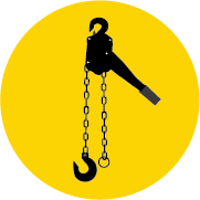 Image of Hoisting & Winching Icon