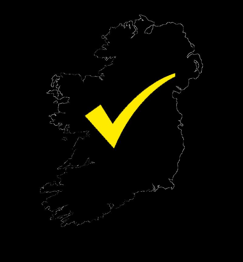 Media Library - Irish Map